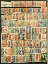 Argentina Lot of Over 265 Cancelled Stamps #7123