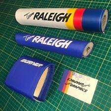 More details for team raleigh burner padset - old school bmx