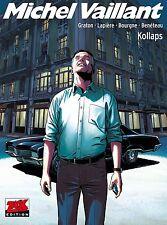 Michel Vaillant Staffel 2 #4: Kollaps - Deutsch - Zack Edition - Comic - NEUWARE