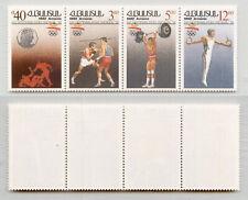 Armenia 1992 SC 432 MNH strip of 4 . rtb4187