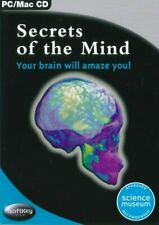 Secrets Of The Mind - Science Museum Recommended - Educational PC (New & Sealed)