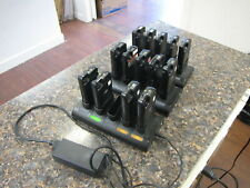 Lot of (14) Verifone E315 Mobile credit card Terminal iPhone with Gang Chargers