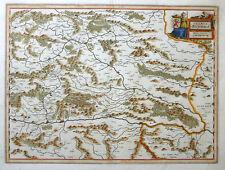 ÖSTERREICH STEIERMARK STIRIA STEYRMARCK ZELL GRAZ PETTAU SLOWENIEN BLAEU 1635