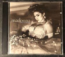MADONNA - LIKE A VIRGIN MUSIC ALBUM CD 1985 NEAR MINT CONDITION