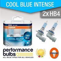 HB4 (9006) Osram Cool Blue JEEP GRAND CHEROKEE II WJ, WG 98-05 Low Beam Bulbs