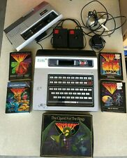 Vintage Magnavox Odyssey 2 System + THE VOICE + games bundle (Not Tested)