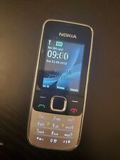 Nokia Classic 2730 - Black (BELL Mobile) 3G Cellular Phone