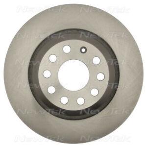 Disc Brake Rotor Rear NewTek 34359
