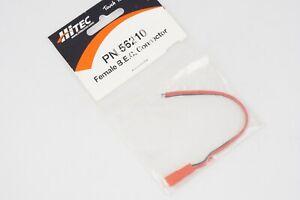 Hitec 56210 Femelle Bec Connecteur Modélisme