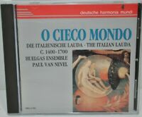 Huelgas Ensembe - Paul Van Nevel - O Cieco Mondo CD