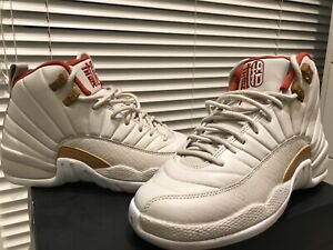 Air Jordan 12 'CNY 2017' Special Edition GS US5 [USED]