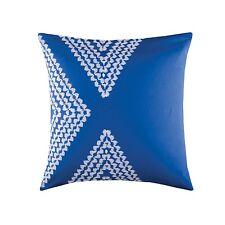 Brand New Kas Martinique Blue Euro Pillow Case (QUILT SET NOT AVAILABLE)