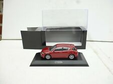1/43 Minichamps Lexus CT 200 H  IN MAROON  2012 RARE  New In OVP BY TOYS EDE