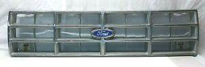 Used OEM Ford Grille E27B-8150 1983-1988 Ranger Trucks / Bronco II (G97)