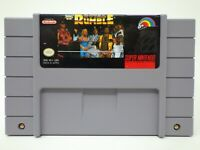 WWF Royal Rumble - Super Nintendo SNES Clean Tested Authentic