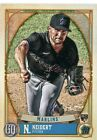 2021 Topps Gypsy Queen Rookie Card #260 - Nick Neidert - Marlins RC!. rookie card picture