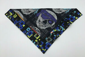EDC Handkerchief Pirates Everyday Carry Handmade Hanky Geometric Tactical Gear