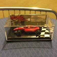 """Modellino Ferrari 1:64 Micro Champ""""Ferrari Capelli"""""""