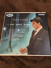 Frank Sinatra...In The Wee Small Hours Vinyl