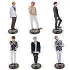 Kpop Star BTS Bangtan Boys Acrylic Stand Figure Double Side Home Table Decor