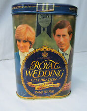 Royal Wedding Celebration H.R.H. P.O.W. & Lady Diana Tin Can - 29th July 1981
