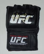 MACKENZIE DERN SIGNED AUTO'D UFC OFFICIAL FIGHT GLOVE BAS COA 222 INVICTA LEGACY