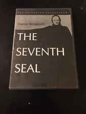 THE SEVENTH SEAL DVD CRITERION COLLECTION SPINE # 11 INGMAR BERGMAN