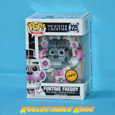 Funko Pop Games Five Nights at Freddy's Sister Location - Funtime Freddy 13730