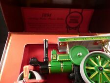 Matchbox Limited Edition Y21 1894 Aveling Porter Steam Roller Model Mint in Box