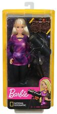 Mattel - Barbie Astrophysikerin Puppe - Physikerin Blond Teleskop Doll