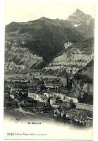 CPA Suisse Lémanique Saint-Maurice