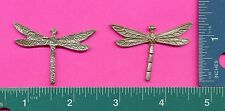 lead free pewter dragonfly flat B2146