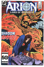 ♥♥♥♥ ARION: LORD OF ATLANTIS • Issue 34 • DC Comics