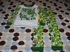 Disney's Toy Story Elite Toy Forces 2pc Pajama Set Size 4 Boys NEW LAST ONE
