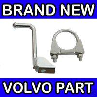 VOLVO S40 II, V50, C30, OVER AXLE REPAIR HANGER EXHAUST REPAIR CLAMP (48MM)