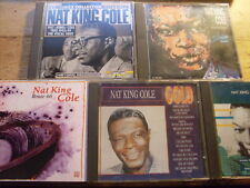 Nat King Cole [5 CD Alben] Route 66 + Gold + Nature Boy