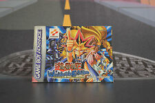 MANUAL INSTRUCTIONS YU-GI-OH! WORLDWIDE EDITION FOR GAME BOY ADVANCE