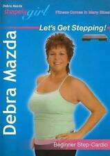 SHAPELY GIRL: LET'S GET STEPPING! BEGINNER STEP CARDIO WORKOUT NEW REGION 0 DVD