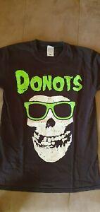 Donots Shirt Gr.S      Misfits Kopf