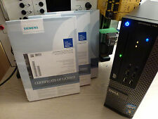 Workstation Dell PC con Siemens Simatic Step 7/HDMI/TIA 14 sp1 software