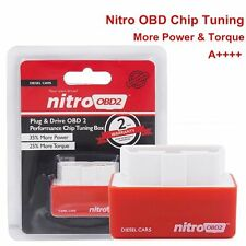NITRO OBD2 PERFORMANCE CHIP FORD F-250/350 DIESEL 1996-2017 6.0L 6.4L7.3L V8