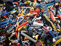 400 LEGO Technic Liftarms, Bushes, Pins, Axles, Connectors, Gears Mixed Bundle