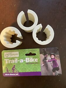 Adams Trail-a-Bike Replacement Hitch Sleeve Set for 25.4-32mm Bicycle Seatposts