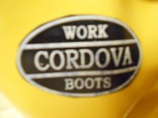 Cordova Safety Products BYS17-7 17-Inch Over-Shoe Style Rubber Slush Boot Yellow