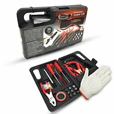 Car Roadside Auto Emergency Kit – Mechanic Tool Set