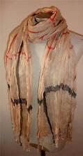 Scottish tartan plaid x-large écharpe/écharpe avec franges frange bord