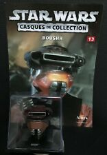 "Casque de collection Star Wars n°13 ""Boushh"" (Editions Altaya) (GW)"