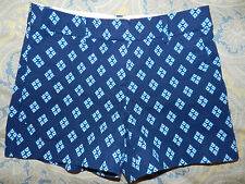 Juniors - Navy Stretch Shorts (Jrs Size 0) Gently Used - Front & Back Pockets