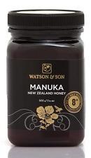 Watson & Son Manuka Honey MGS8+ (200+ MGO) 500g
