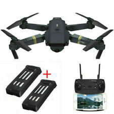 FPV RC Quadcopter Drone with 720 HD WIFI Dual Camera Headless Mode Gravity Mode
